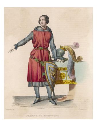 Jane de Belleville