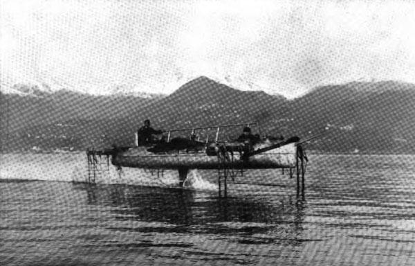 Forlanini_Hydrofoil_1911