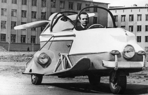 Kurunkov Autoaeromobil 1966