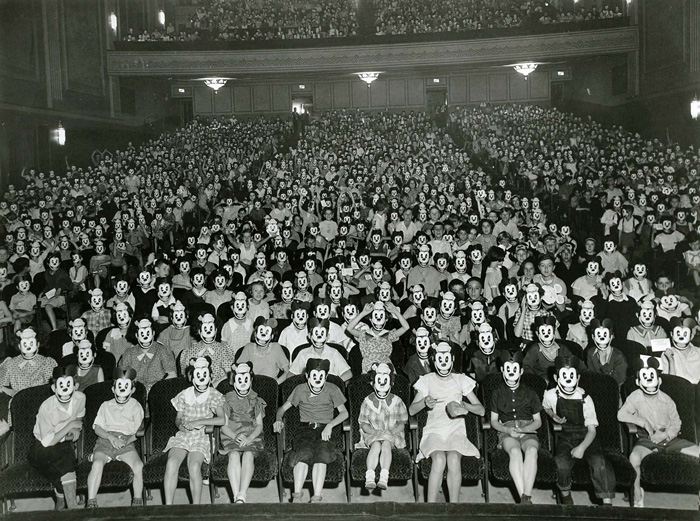 A meeting of the Mickey Mouse Club2. Early 1930s