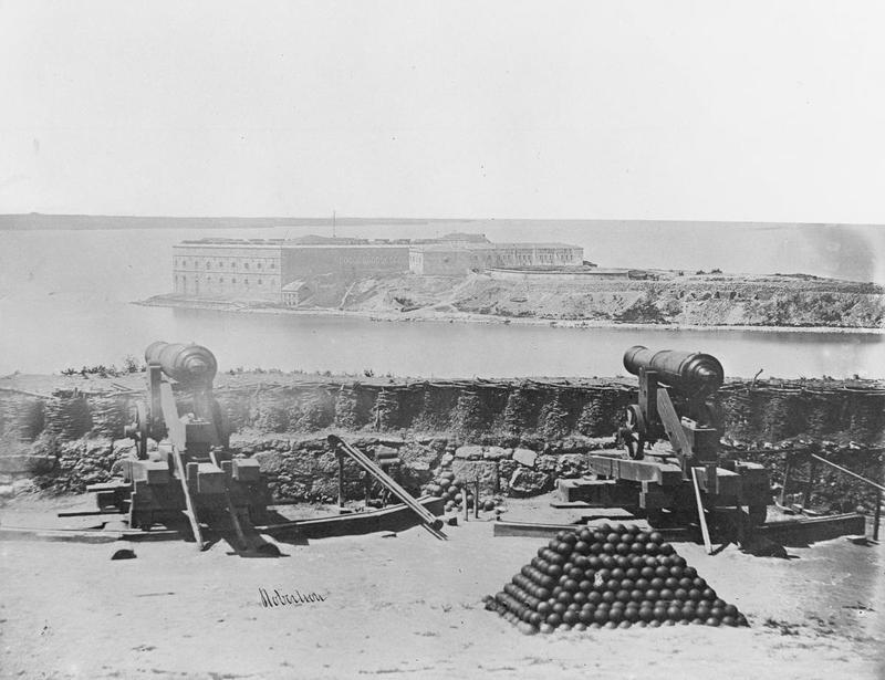Fort Constantine.