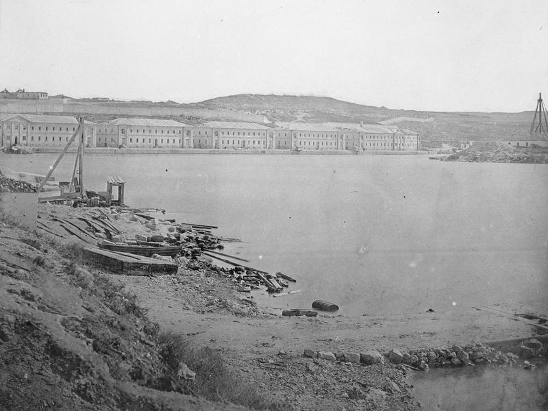 Russian Fortress, Sevastopol.
