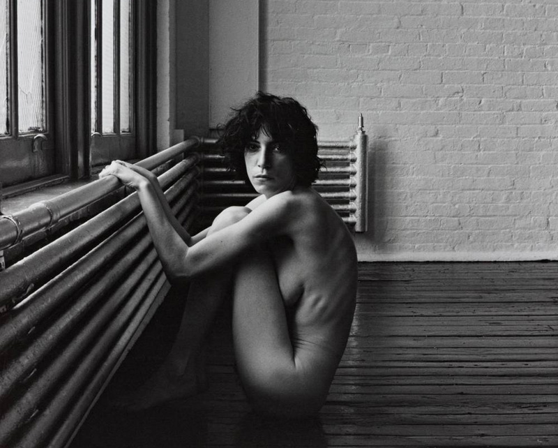 Robert Mappthorpe.Patty Smith.1976