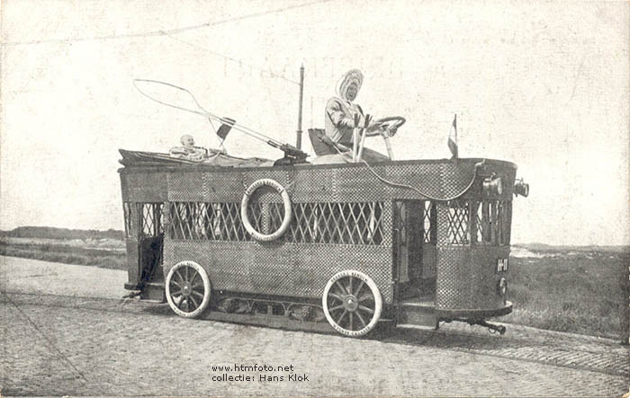 Kinderwagen der toekomst