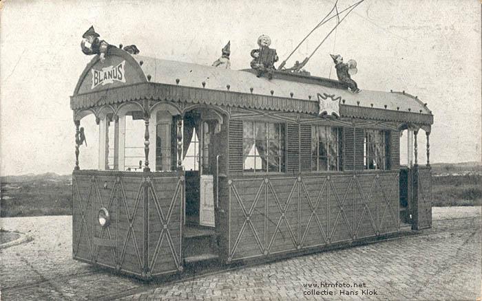 De Zigeunerwagen