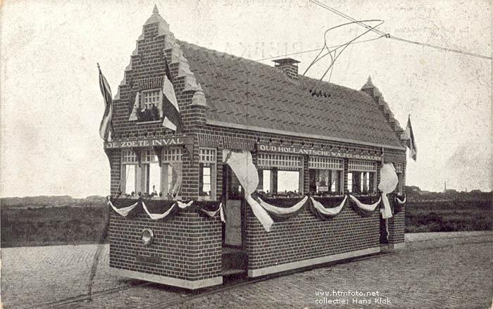 De Oud-Hollandsche Wafelkraam