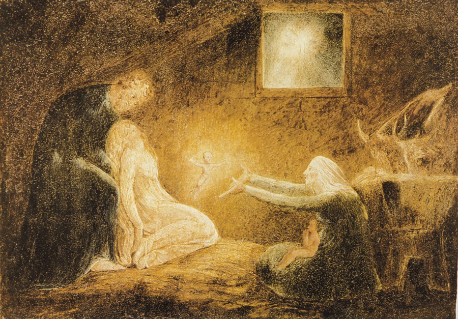 The Nativity — William Blake