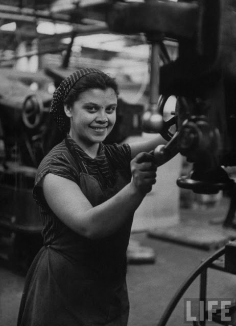 Russian Women of the 1950s (3)