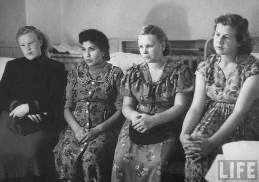 Russian Women of the 1950s (21)