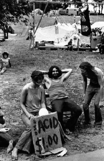 The Powder Ridge Rock Festival, 1970