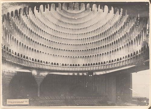 Hans Poelzig, Grosses Schauspielhaus, Berlin, 1919