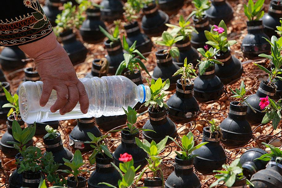 tear-gas-grenade-flower-pots-palestine-2