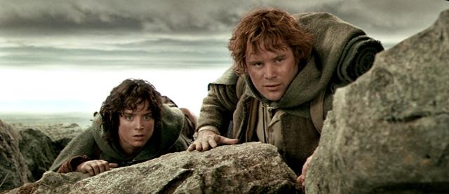 Sam+Frodo