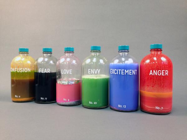 Taylor Kinser - Bottled Emotions