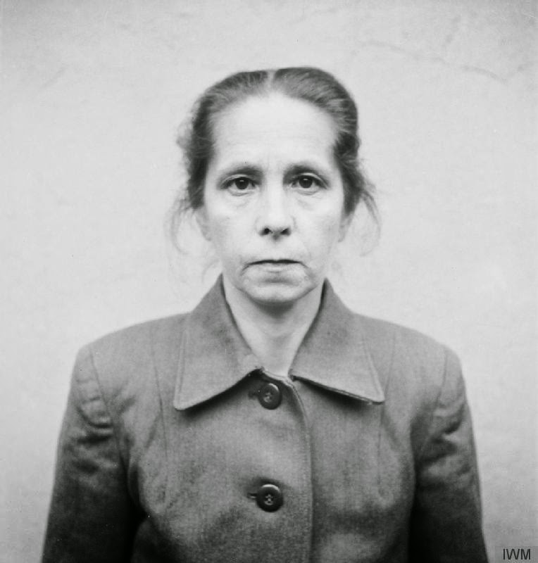 Juana Bormann sentenced to death