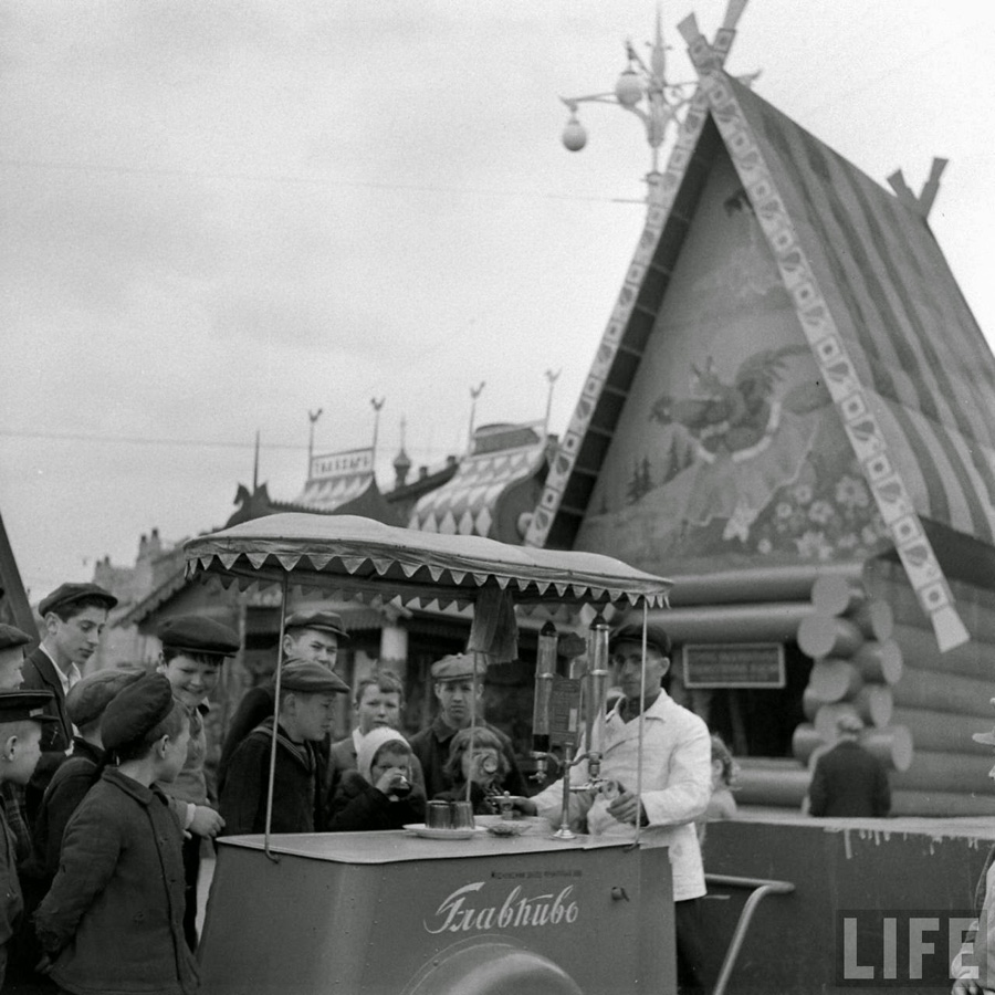 Moscow in 1947 (4)