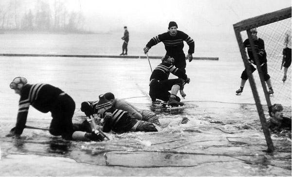 Полуфинал чемпионата Швеции по хоккею с шайбой, 1959-60 г.
