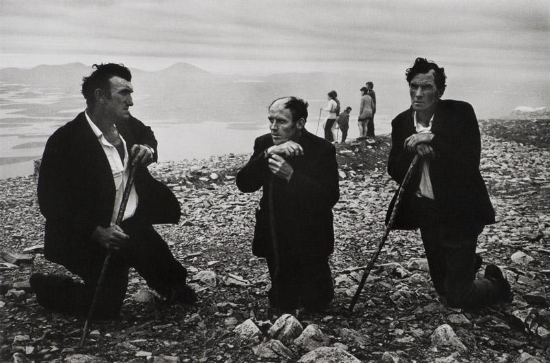 Josef Koudelka, Ireland, 1972