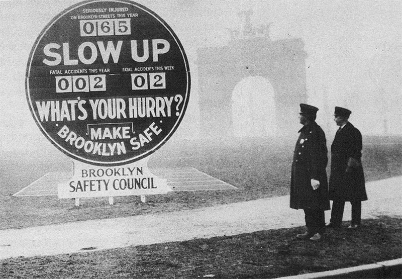 Brooklyn Death-O-Meter, 1927
