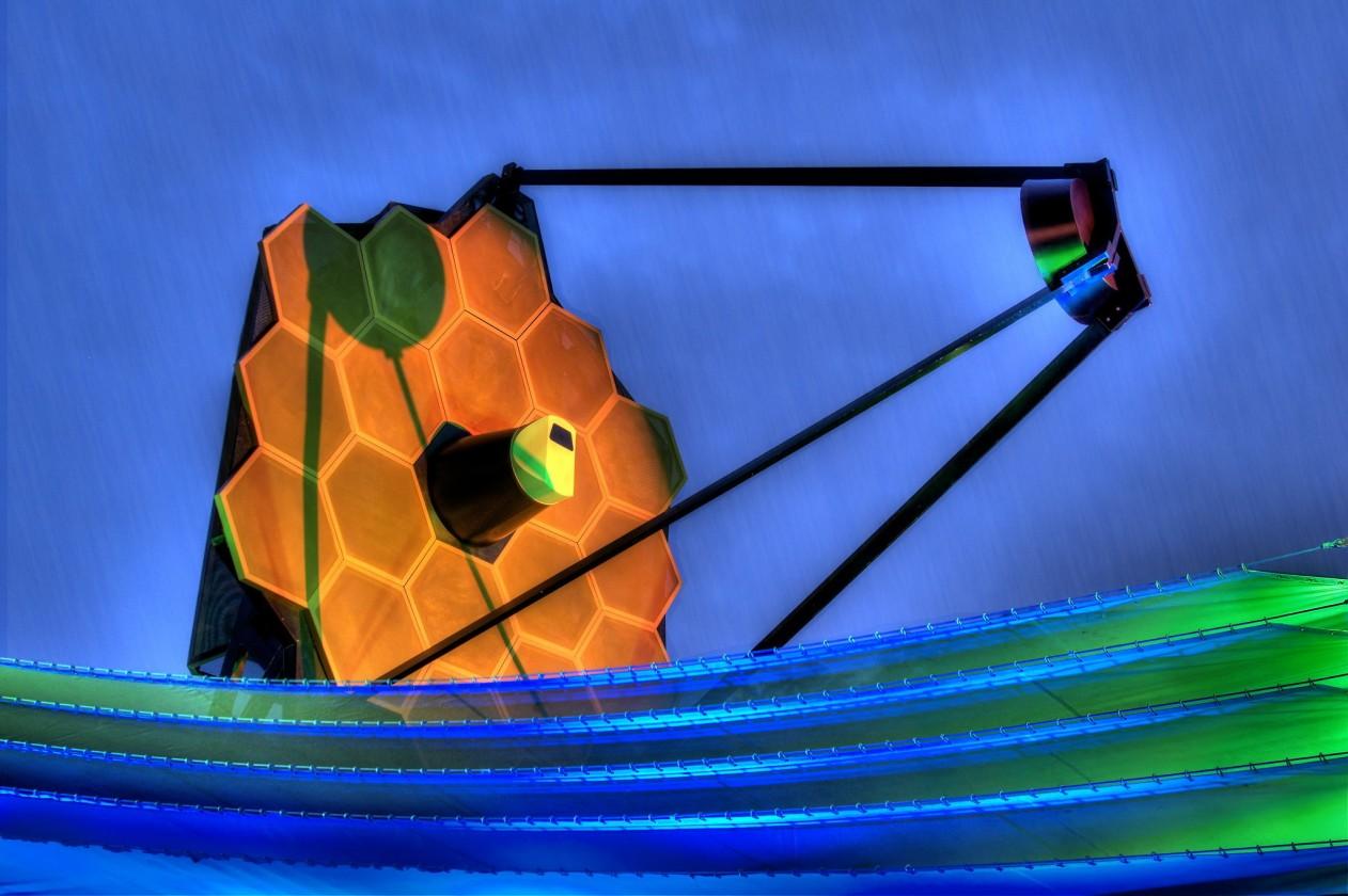 Как собирали телескоп Уэбба