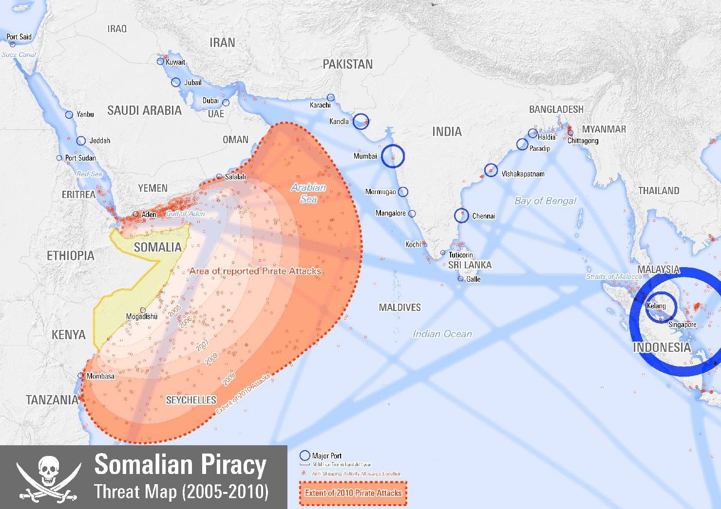 Кто победил сомалийских пиратов?