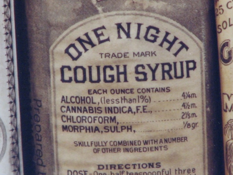 Правильное лекарство.