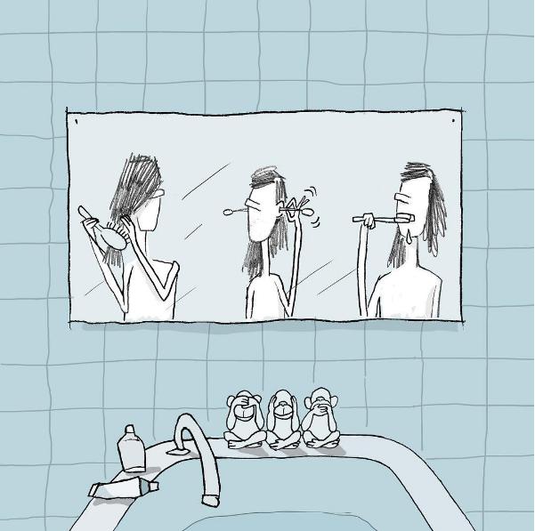 простые рисунки