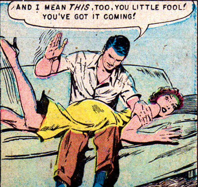 Flash cartoons i want to spank you
