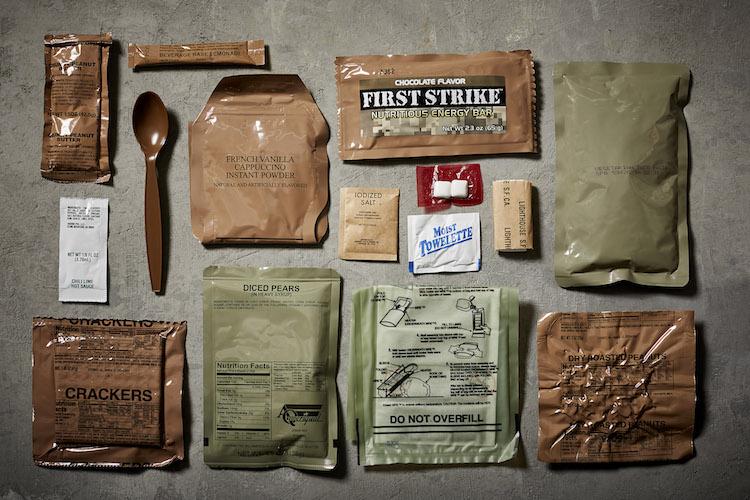 Сухой паек: чем кормят военных в разных странах? Часть 2