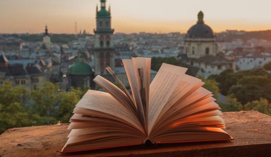 книжки и немножко нервно