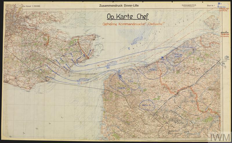 Немного инженерных аспектов высадки союзников в Нормандии