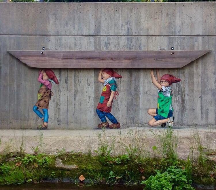 стены дорисовывание