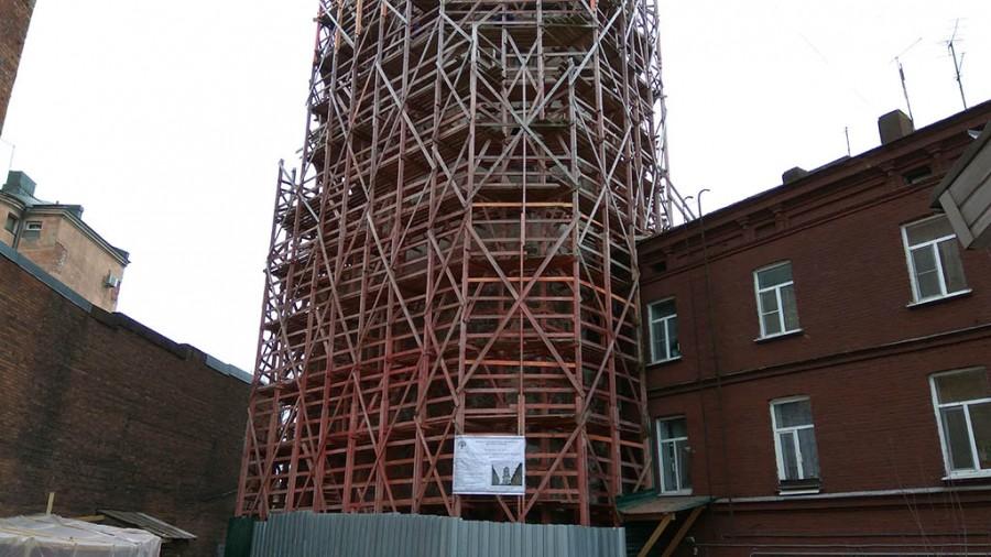8-а. Часовая башня на ремонте.jpg