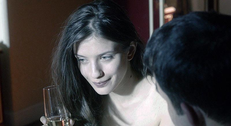 Анна Чиповская в роли Нины