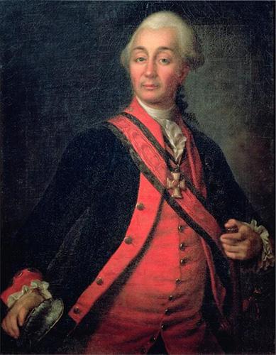 Левицкий. Портрет А. В. Суворова. Около 1786 года..jpg