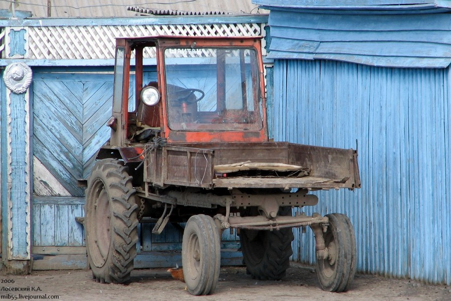 Т-16М прототип 1