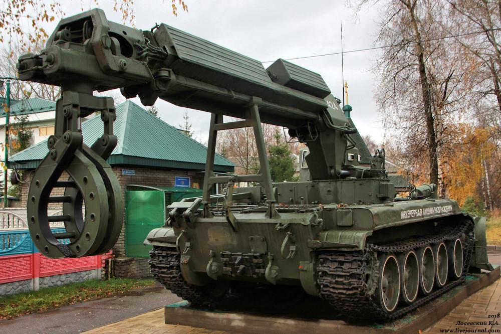 ИМР, Нижний Новгород. бронетехника