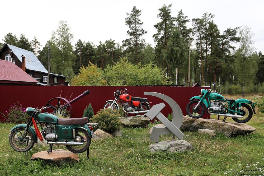 Минимотоэкспозиция Владимирская область,мото