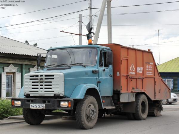 """Убирать московские дороги до снега будут """"автопылесосы"""""""