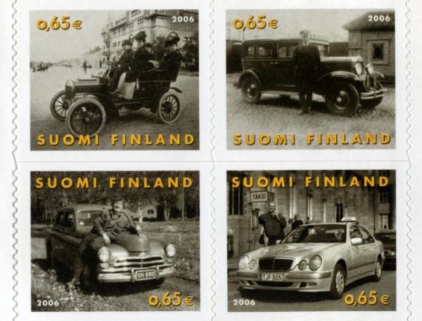 Suomi 2006 taxi
