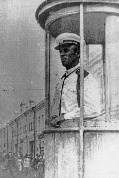 Стакан регулировщика Ленина
