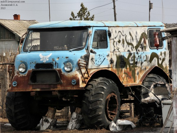 УАЗ-вездеход_9305