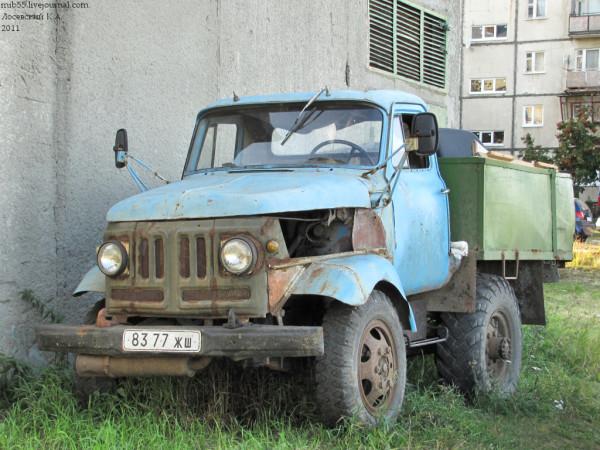 Грузовичок_1571