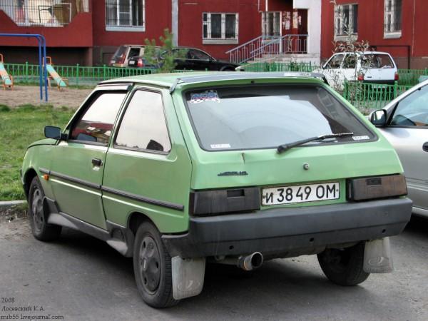 ЗАЗ-1102 2