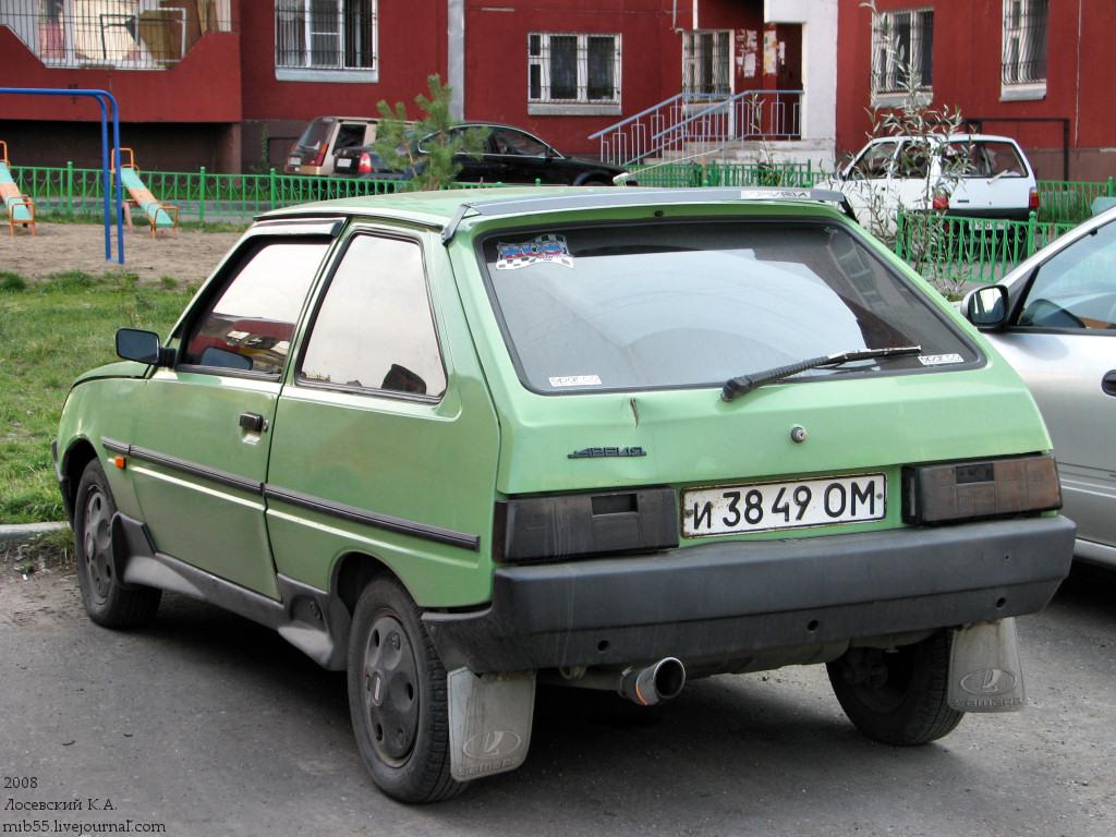 Машина за 15 долларов — Таврия или ВАЗ-21 8?