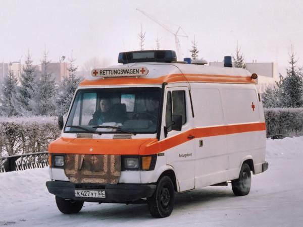 MB Sprinter АСМП 2