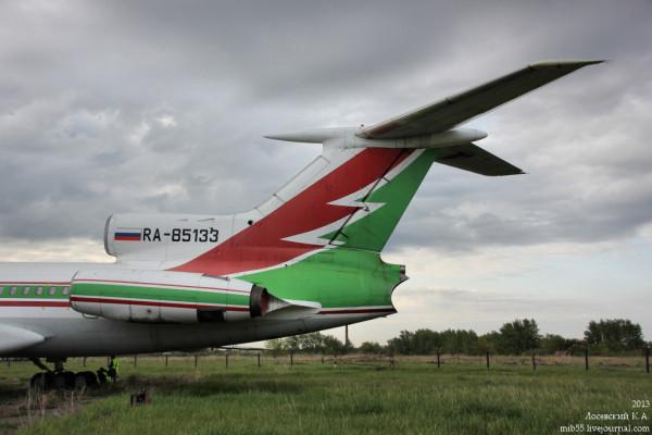Ту-154Б_ОмскАвиа_2