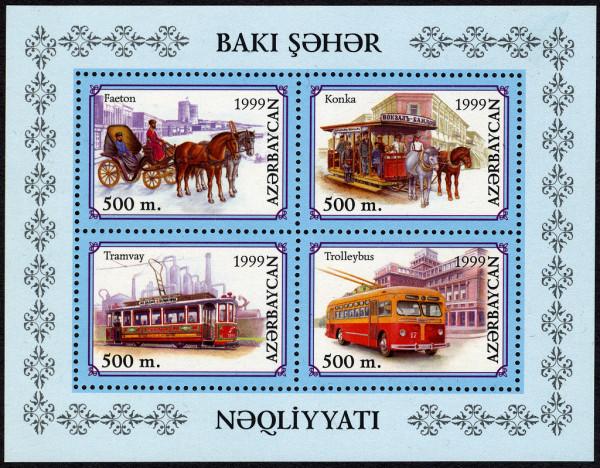 Транспорт Баку