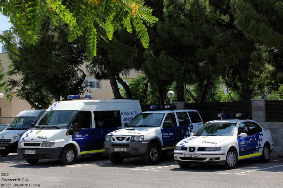 Policia_Salou