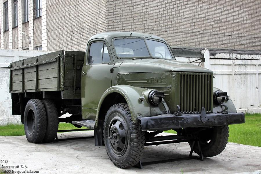 GAZ-51 new
